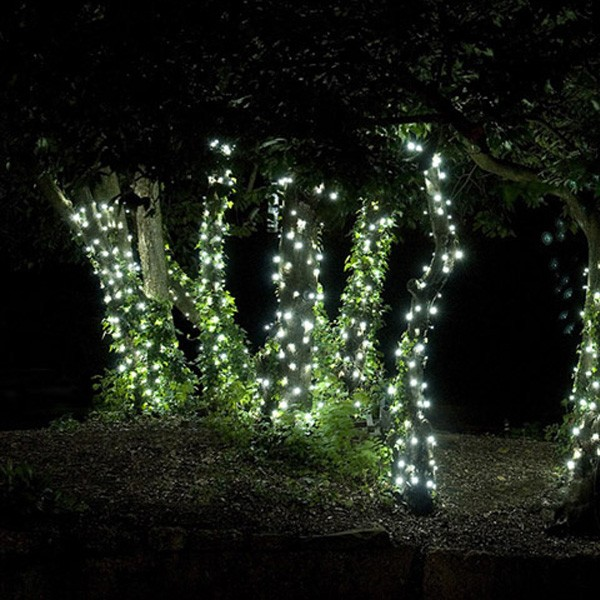 Luces solares jardin ideas de disenos for Luces decorativas jardin
