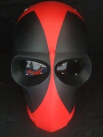 Máscara protectora de Airsoft Deadpool