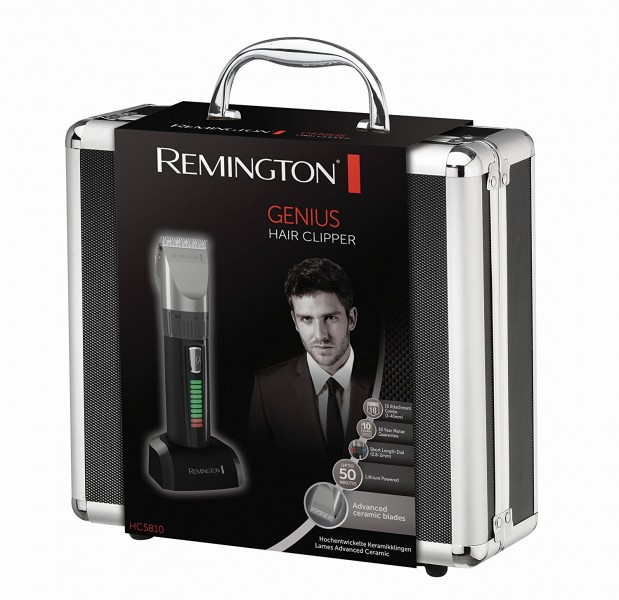 Remington Pro Advanced Cortapelos cerámico inalámbrico