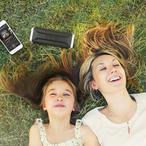 Altavoz portátil Bluetooth con 25 horas de autonomía
