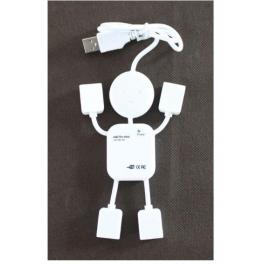 USB boceto humano 4 puertos