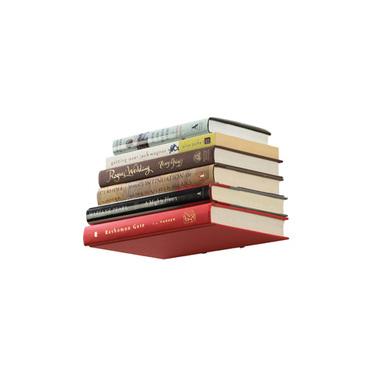 Repisa invisible para libros