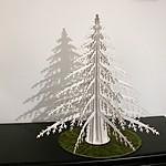 Pino de Cartón, `Alpine Tree`