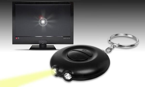 Llavero apaga la tele