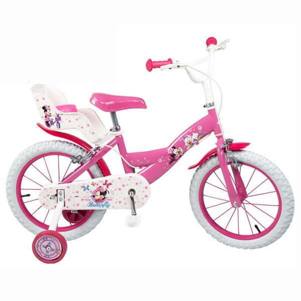 Bicicleta Minnie Mouse Toim
