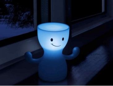 Lámpara solar infantil - El fantásmillo