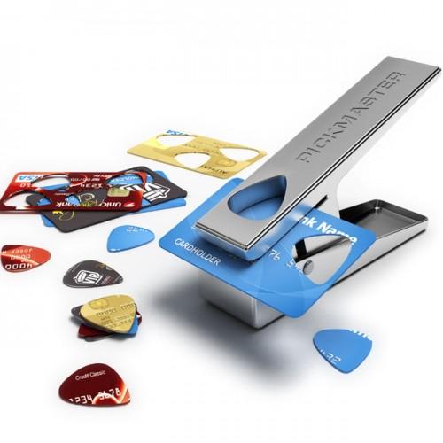 Máquina para hacer púas de guitarra PickMaster
