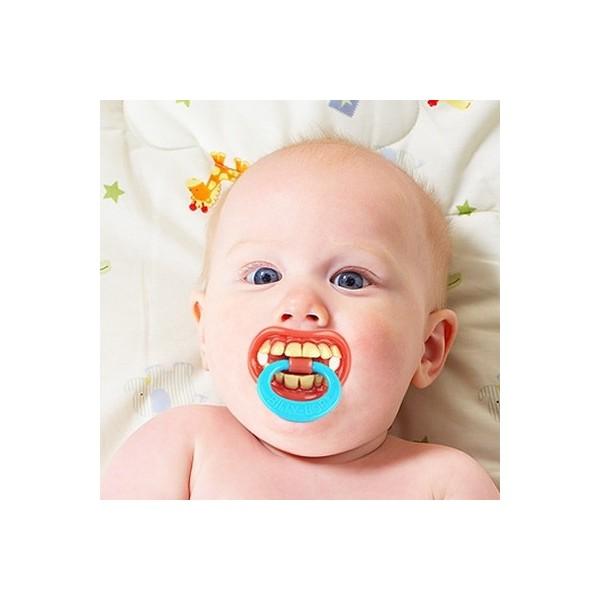 Chupete dientes