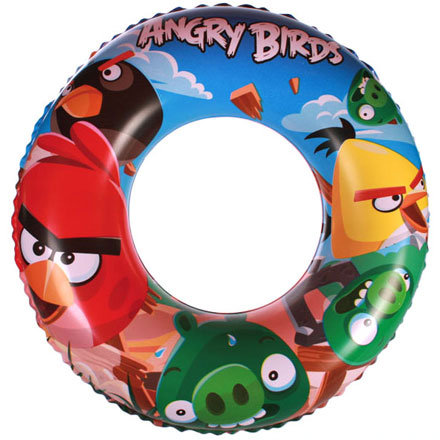 Flotador Angry Birds