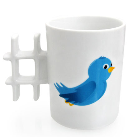 Taza de twiter