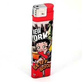 Super Mechero Betty Boop New York