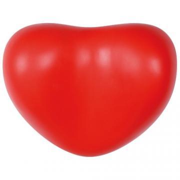 Almohada para bañera en forma de corazon