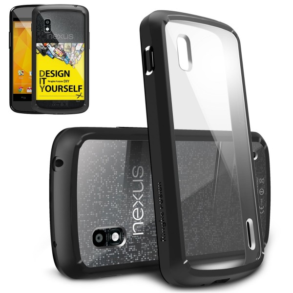 Funda Bumper para Nexus 4