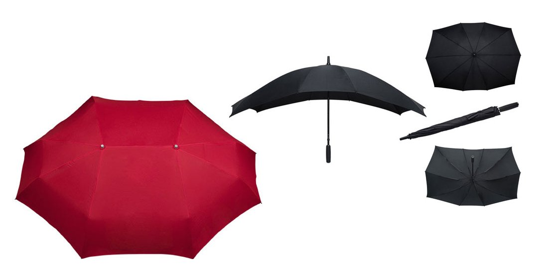 Paraguas perfecto para parejas