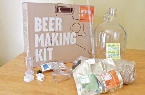 Kit para Preparar Cerveza `Everyday IPA`