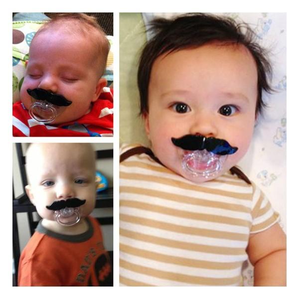 Chupete Bigote `Moustache`