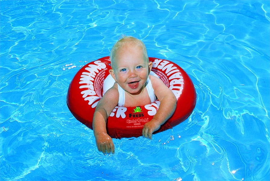 Swimtrainer el flotador que enseña a nadar