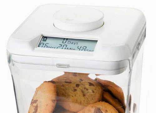 Kitchen Safe, la Caja que te Ayuda a Evitar los Vicios