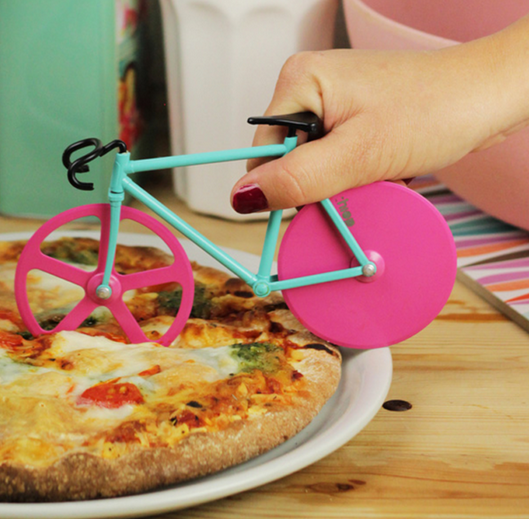 Cortador de Pizza `Fixie`