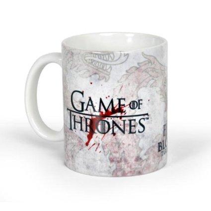 Taza de la Casa Targaryen - Juego de tronos