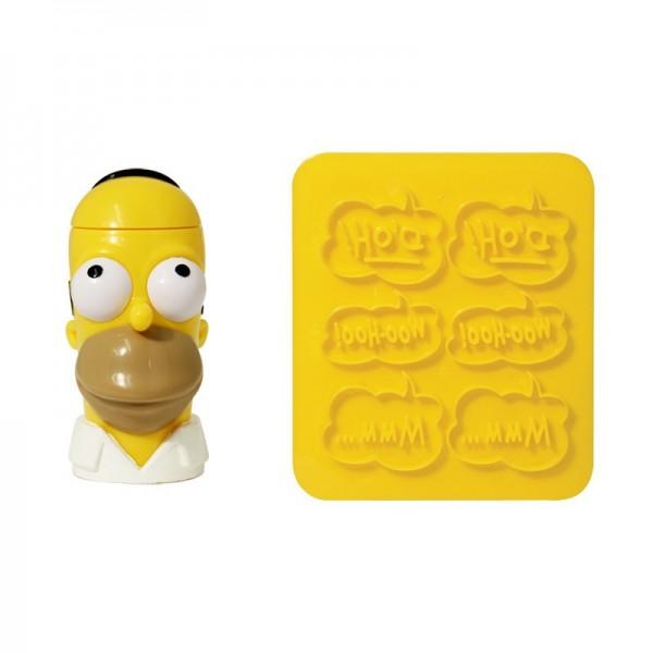 Set de desayuno Homer Simpson
