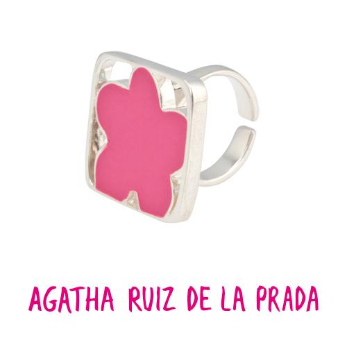 Anillo Agatha Ruiz de la Prada
