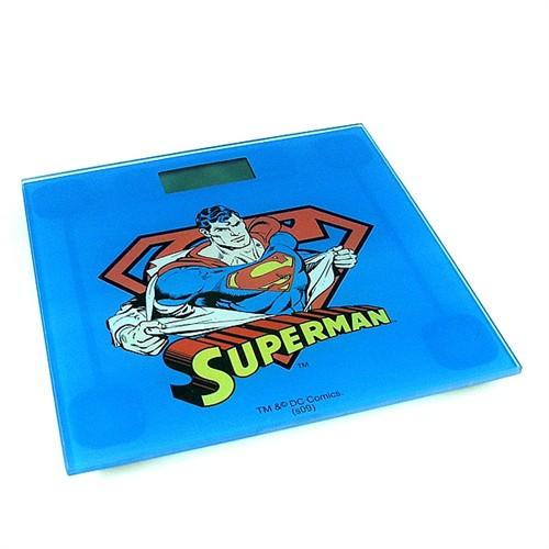 Báscula de Baño Superman Logo