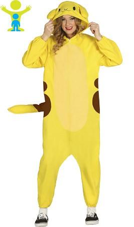 Disfraz de Pokémon Pika-chu