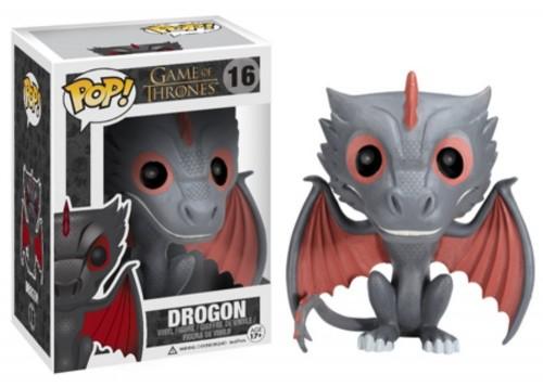 Figura Dragon de juego de tronos