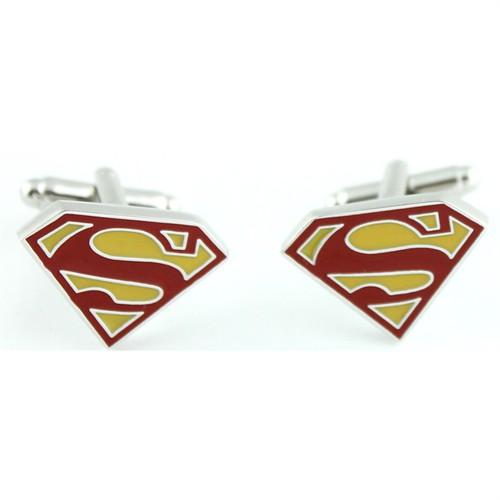 Gemelos Superman Logo Color