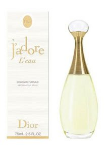 J`adore L`Eau Cologne Florale para mujeres por Christian Dior