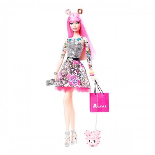 Muñeca Barbie Tokidoki Mattel