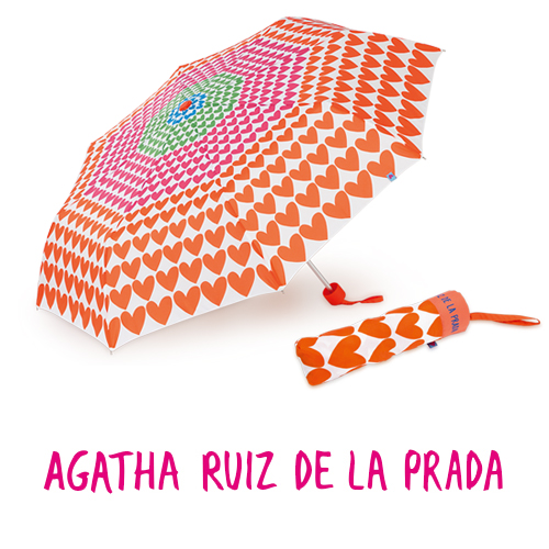 Paragüas Agatha Ruiz de la Prada