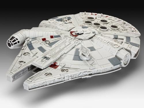 Star Wars - Halcón Milenario con luz y sonido