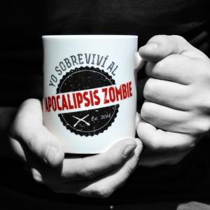 Taza Apocalipsis Zombie