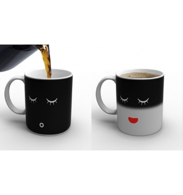 TAZA MAGICA `MORNING UP`