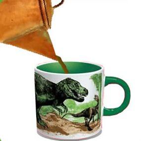 Taza Térmica `Dinosaurios`