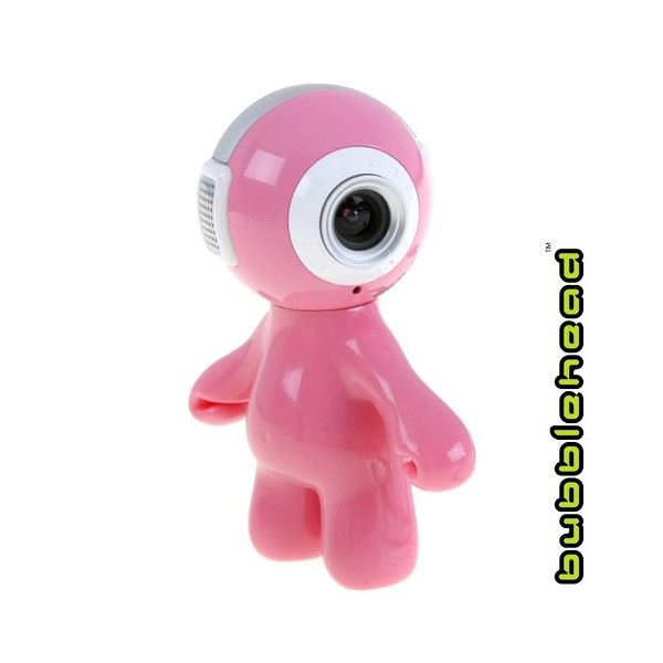 Webcam `Bubblehead`