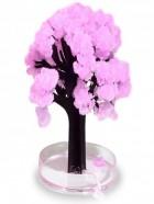 Árbol mágico que florece
