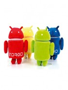 Peluche soft android google 25 cm