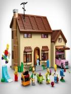 Lego Casa de los Simpsons