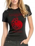 Camiseta de la casa Targaryen - Sangre y fuego