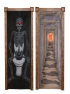 Cubre puertas halloween
