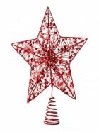 Estrella árbol navidad