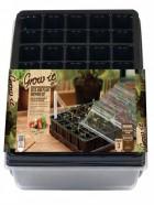 Semillero - Set de cultivo para semillas y esquejes